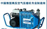 精英型潛水呼吸高壓空氣壓縮機