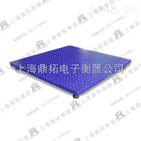 20T地上衡(低臺面單層電子平臺稱)碳鋼地磅*報價