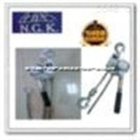 日本NGK手扳葫芦现货-4t3m铝合金手扳葫芦代理商特价