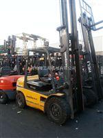 龙工叉车出厂半年只用300小时 转行亏本出售 二手前移式叉车