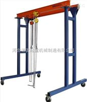 小型移动龙门架供应  移动龙门架分类用途